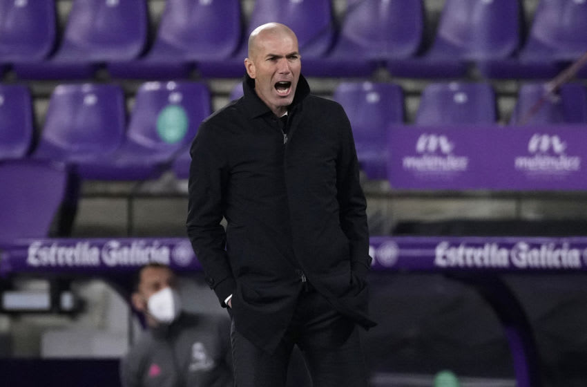Real Madrid, Zinedine Zidane (Photo by Diego Souto/Quality Sport Images/Getty Images)