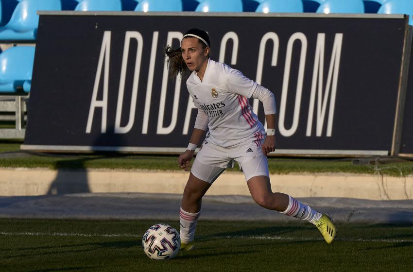 Real Madrid Femenino, Marta Cardona (Photo by Diego Souto/Quality Sport Images/Getty Images)