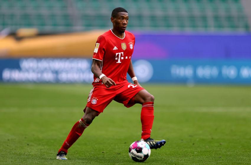 Bayern, David Alaba (Photo by Martin Rose/Getty Images)