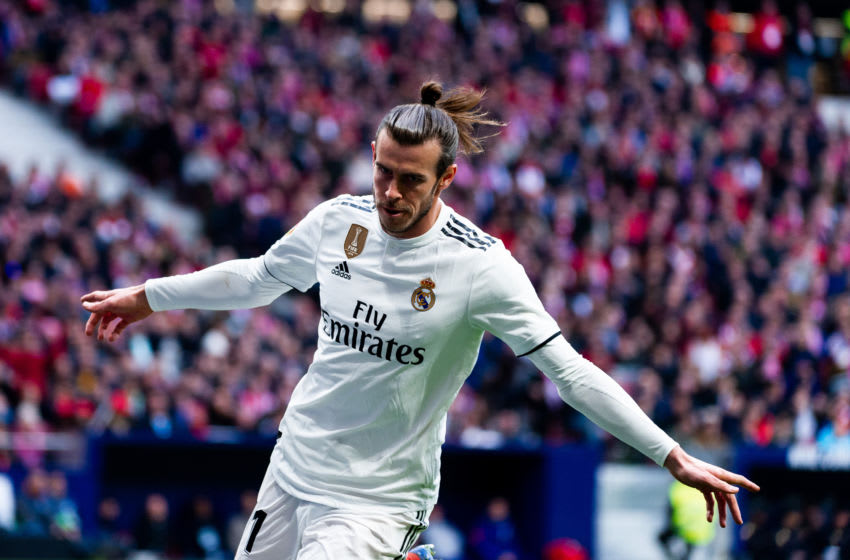 Real Madrid, Gareth Bale (Photo by Sonia Canada/Getty Images)