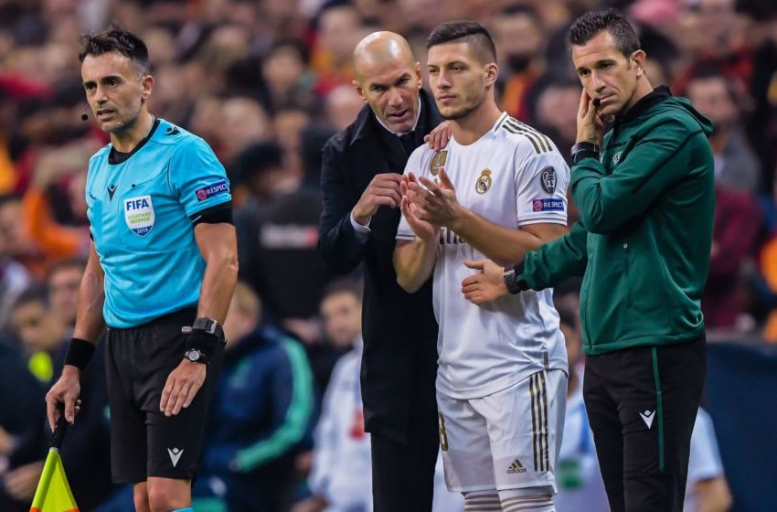 Real Madrid, Luka Jovic (Photo by ANP Sport via Getty Images)