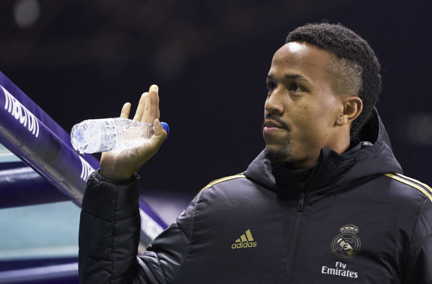 Real Madrid, Eder Militao (Photo by Mateo Villalba/Quality Sport Images/Getty Images)