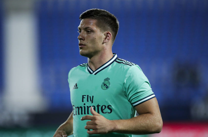 Real Madrid, Luka Jovic (Photo by David S. Bustamante/Soccrates/Getty Images)