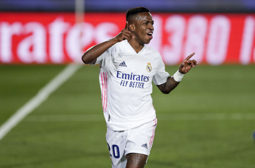 Real Madrid, Vinicius Junior (Photo by David S. Bustamante/Soccrates/Getty Images)