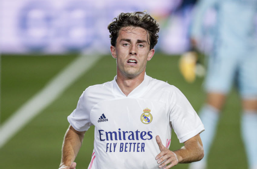 Real Madrid, Alvaro Odriozola (Photo by David S. Bustamante/Soccrates/Getty Images)