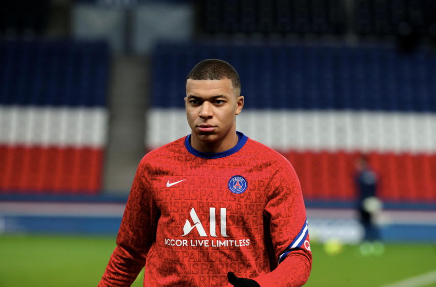 PSG, Kylian Mbappe (Photo by Xavier Laine/Getty Images)