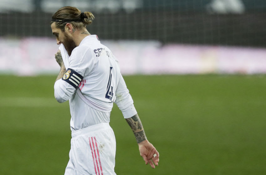 Sergio Ramos of Real Madrid (Photo by David S. Bustamante/Soccrates/Getty Images)