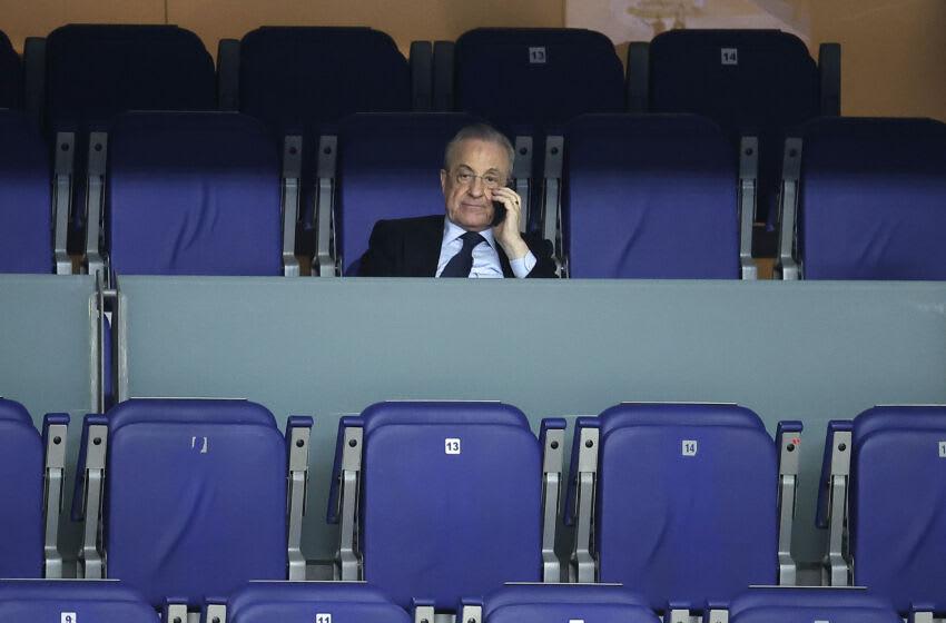 Real Madrid, Florentino Perez (Photo by Burak Akbulut/Anadolu Agency via Getty Images)