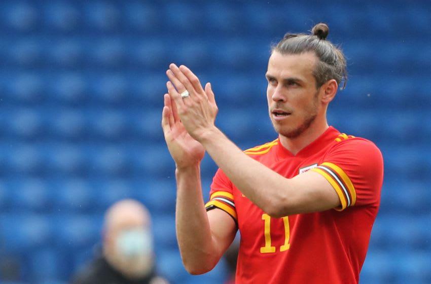 Wales, Gareth Bale (Photo by GEOFF CADDICK/AFP via Getty Images)
