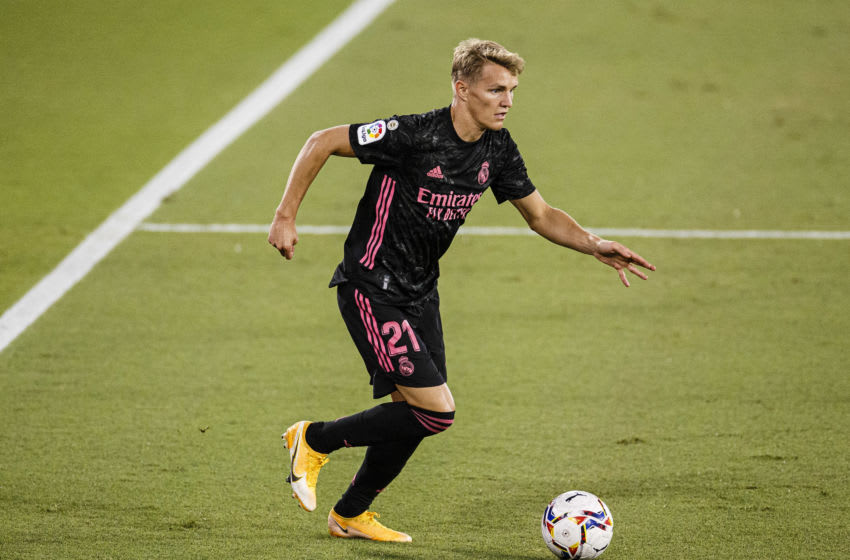 Real Madrid, Martin Odegaard (Photo by Eurasia Sport Images/Getty Images)