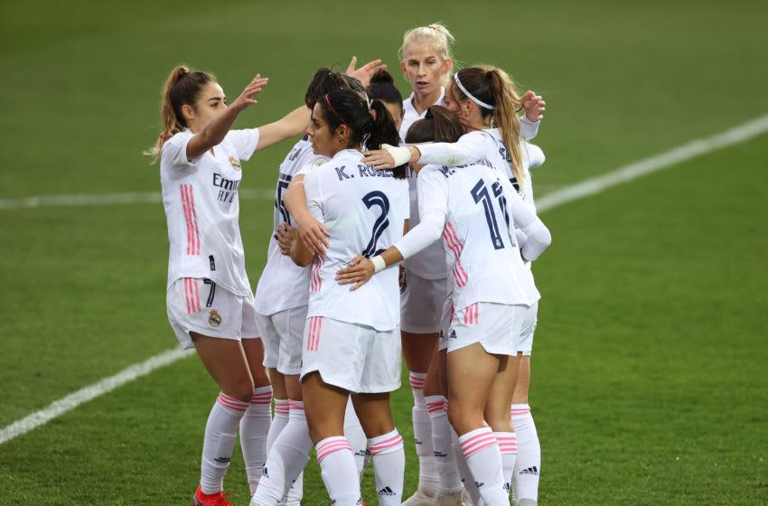 Real Madrid Femenino (Photo by Angel Martinez/Getty Images)