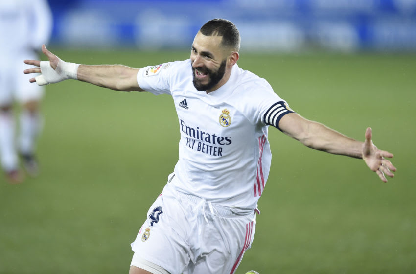 Real Madrid, Karim Benzema (Photo by Juan Manuel Serrano Arce/Getty Images)