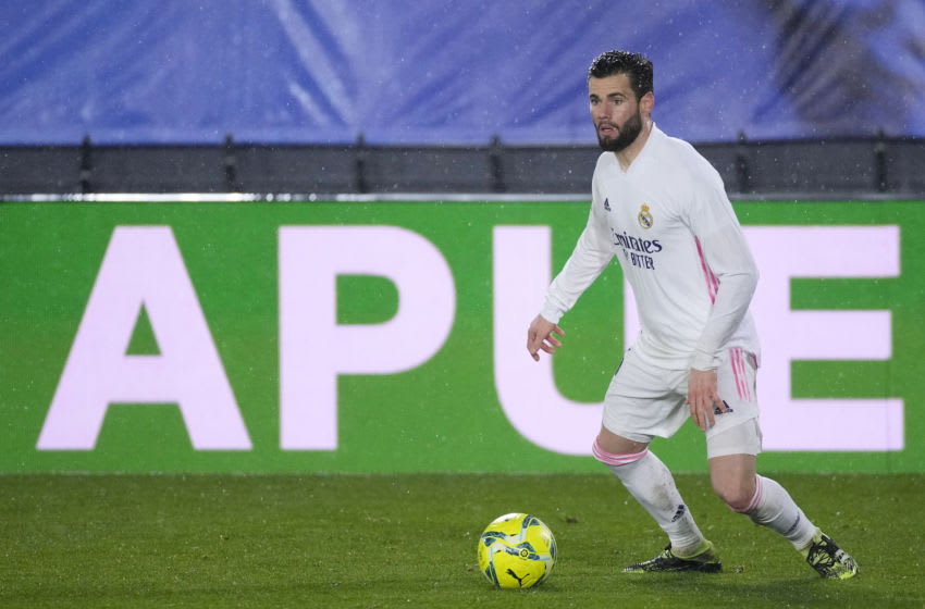 Real Madrid, Nacho Fernandez (Photo by Diego Souto/Quality Sport Images/Getty Images)
