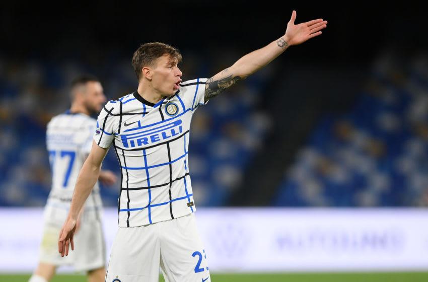 Inter, Nicolo Barella (Photo by Francesco Pecoraro/Getty Images)