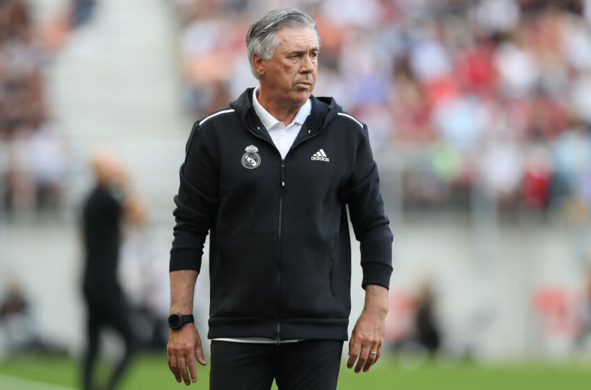 Real Madrid, Carlo Ancelotti (Photo by Jonathan Moscrop/Getty Images)