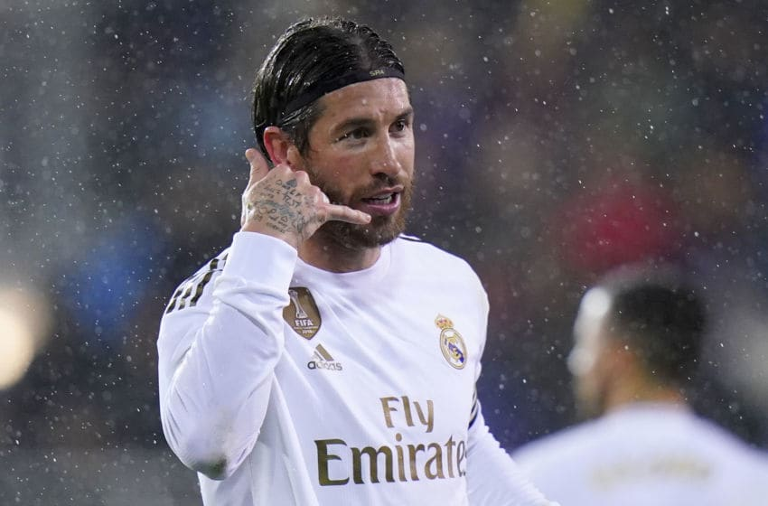 Real Madrid, Sergio Ramos (Photo by Quality Sport Images/Getty Images)