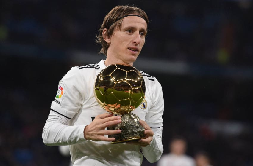 Real Madrid, Luka Modric (Photo by Denis Doyle/Getty Images)