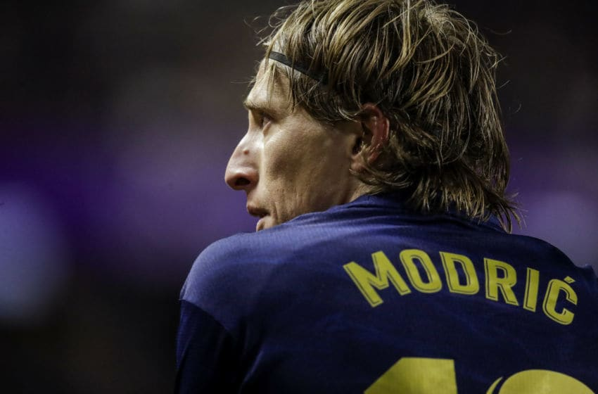 Luka Modric of Real Madrid (Photo by David S. Bustamante/Soccrates/Getty Images)