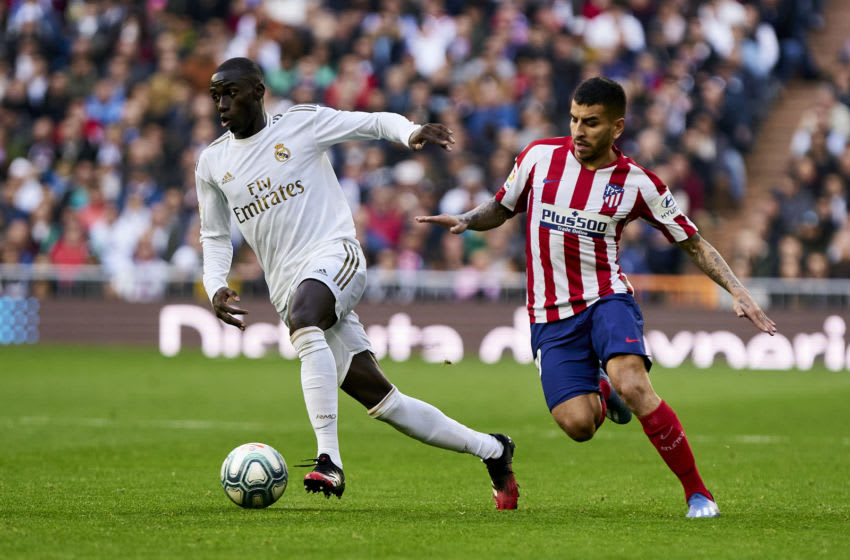 Real Madrid, Ferland Mendy (Photo by A. Ware/NurPhoto via Getty Images)