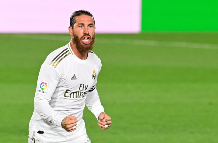 Real Madrid, Sergio Ramos (Photo by JAVIER SORIANO/AFP via Getty Images)