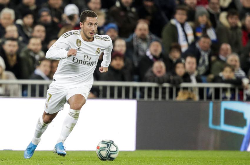Real Madrid, Eden Hazard (Photo by David S. Bustamante/Soccrates/Getty Images)