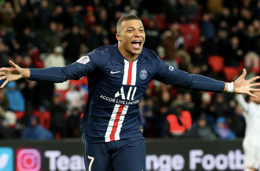 Kylian Mbappe (Photo by Xavier Laine/Getty Images)