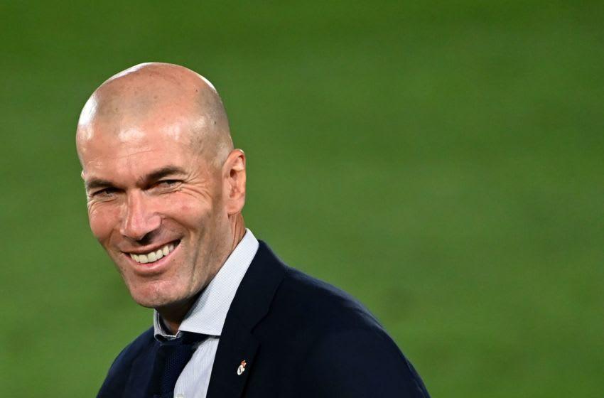 Real Madrid, Zinedine Zidane (Photo by GABRIEL BOUYS/AFP via Getty Images)