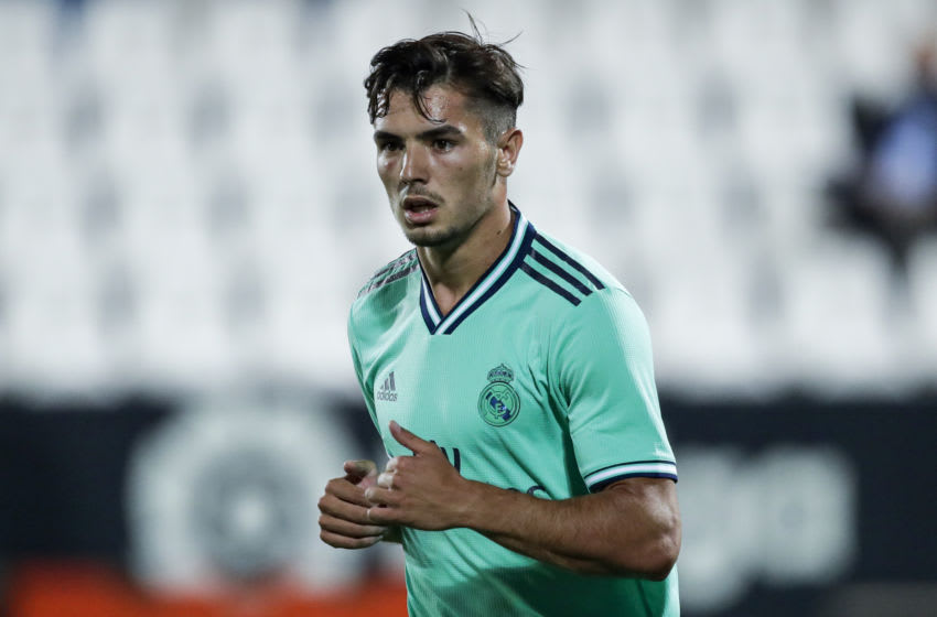 Real Madrid, Brahim Diaz (Photo by David S. Bustamante/Soccrates/Getty Images)