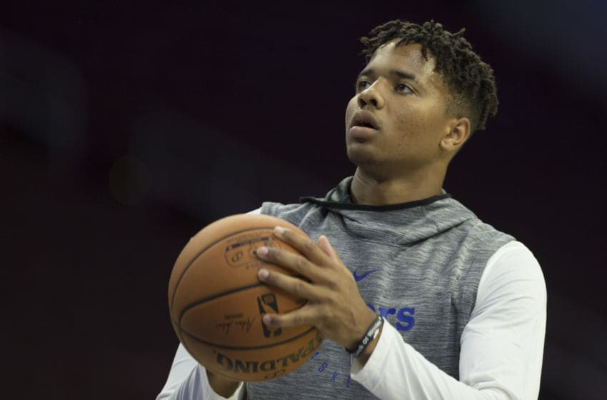 Markelle Fultz | Philadelphia 76ers (Photo by Mitchell Leff/Getty Images)