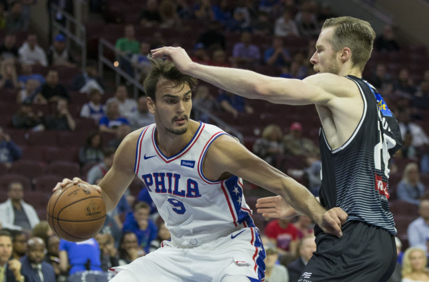 Dario Saric (Photo by Mitchell Leff/Getty Images)