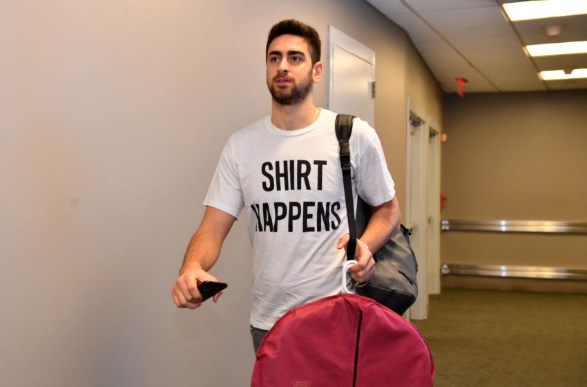 Furkan Korkmaz | Philadelphia 76ers (Photo by Jesse D. Garrabrant/NBAE via Getty Images)
