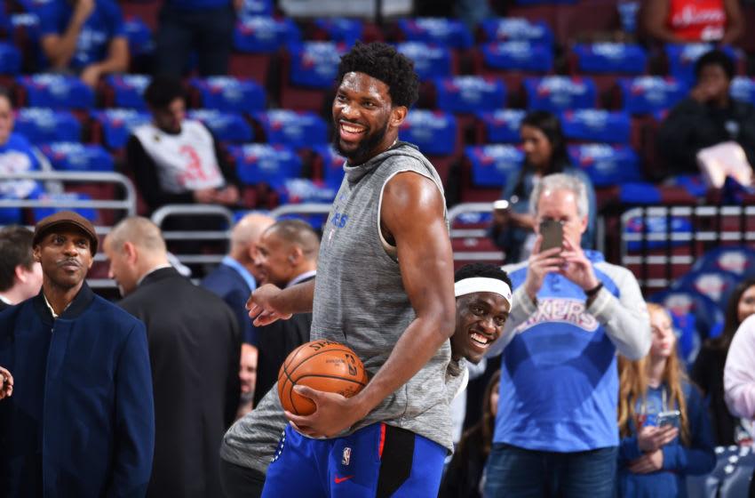 Joel Embiid | Philadelphia 76ers (Photo by Jesse D. Garrabrant/NBAE via Getty Images)