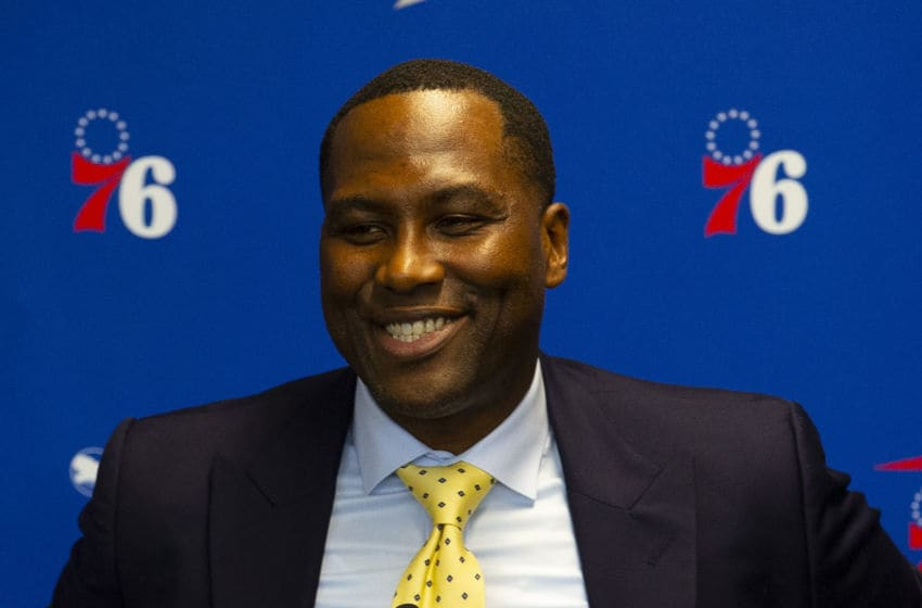 Philadelphia 76ers, Elton Brand (Photo by Mitchell Leff/Getty Images)
