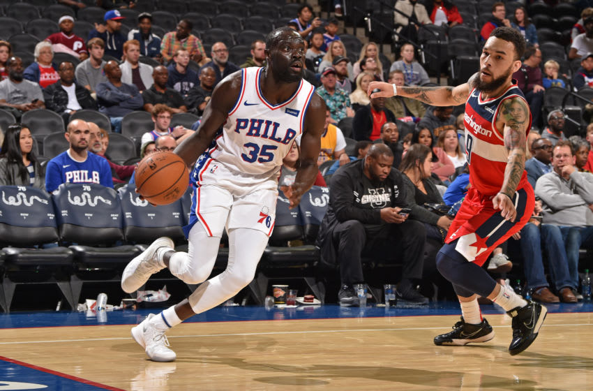 Philadelphia 76ers, Marial Shayok (Photo by David Dow/NBAE via Getty Images)