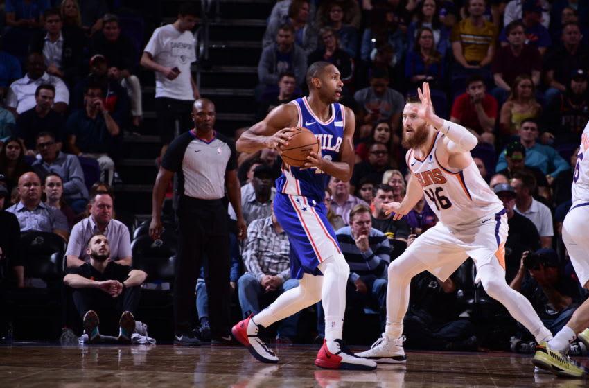 Al Horford | Philadelphia 76ers (Photo by Michael Gonzales/NBAE via Getty Images)
