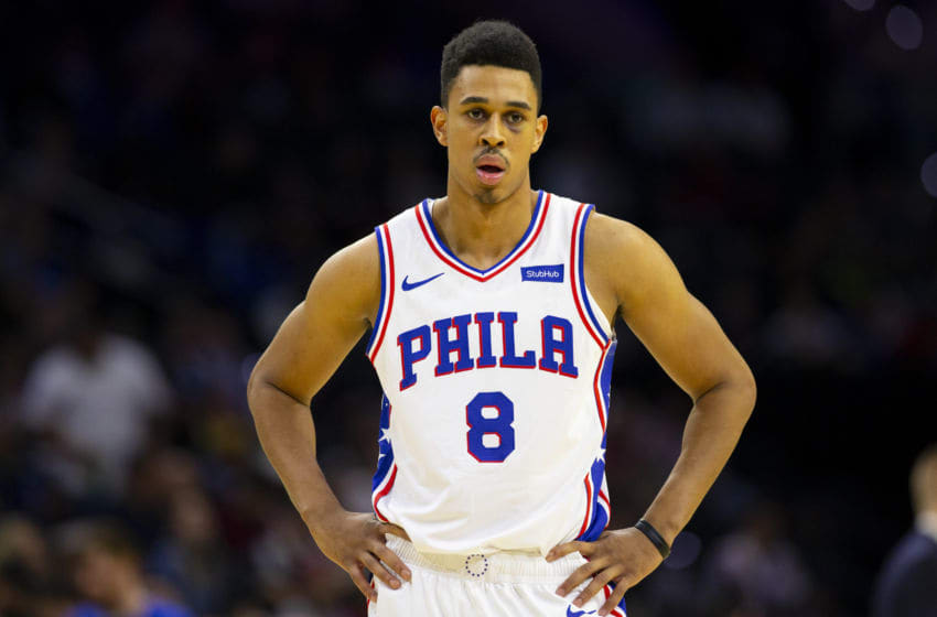Philadelphia 76ers, Zhaire Smith (Photo by Mitchell Leff/Getty Images)