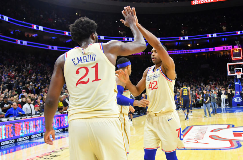 Philadelphia 76ers, Joel Embiid (Photo by Jesse D. Garrabrant/NBAE via Getty Images)