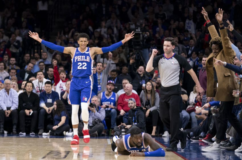 Matisse Thybulle | Philadelphia 76ers (Photo by Mitchell Leff/Getty Images)