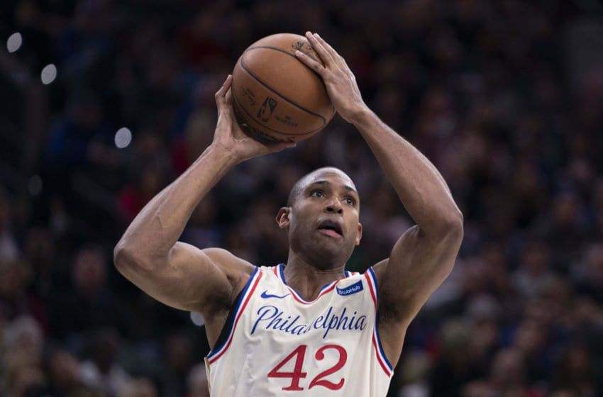 Philadelphia 76ers, Al Horford (Photo by Mitchell Leff/Getty Images)