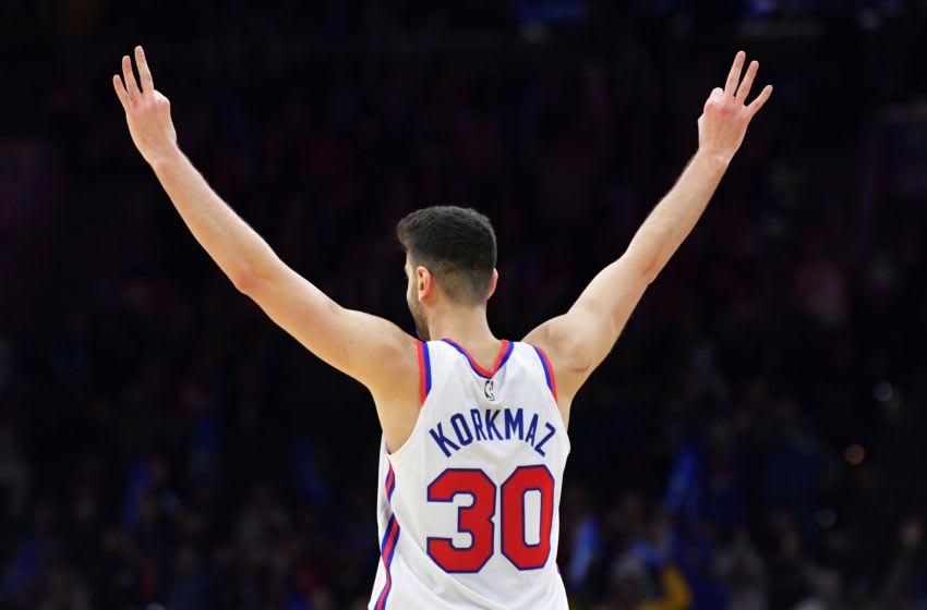 Philadelphia 76ers, Furkan Korkmaz (Photo by Drew Hallowell/Getty Images)