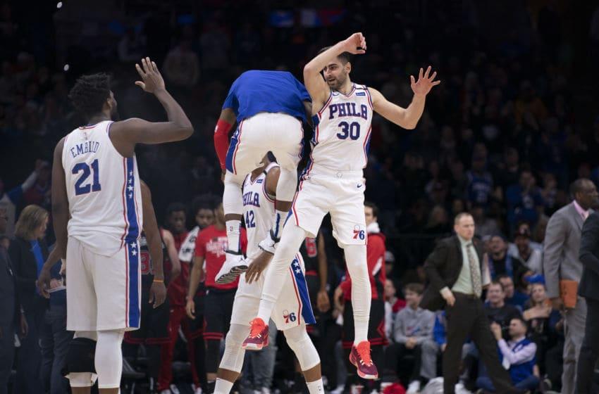 Furkan Korkmaz | Philadelphia 76ers (Photo by Mitchell Leff/Getty Images)