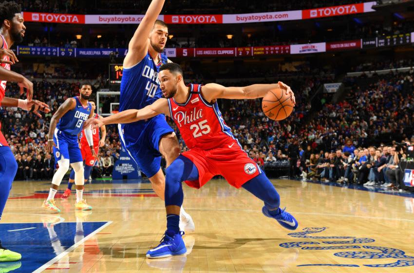Ben Simmons | Philadelphia 76ers (Photo by Jesse D. Garrabrant/NBAE via Getty Images)