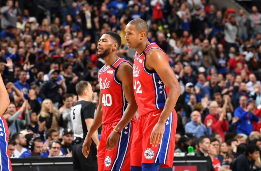 Al Horford | Philadelphia 76ers (Photo by Jesse D. Garrabrant/NBAE via Getty Images)