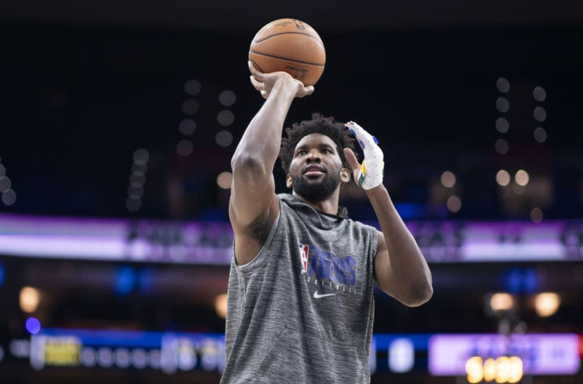 Joel Embiid | Philadelphia 76ers (Photo by Mitchell Leff/Getty Images)