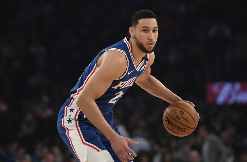 Philadelphia 76ers, Ben Simmons (Photo by Sarah Stier/Getty Images)