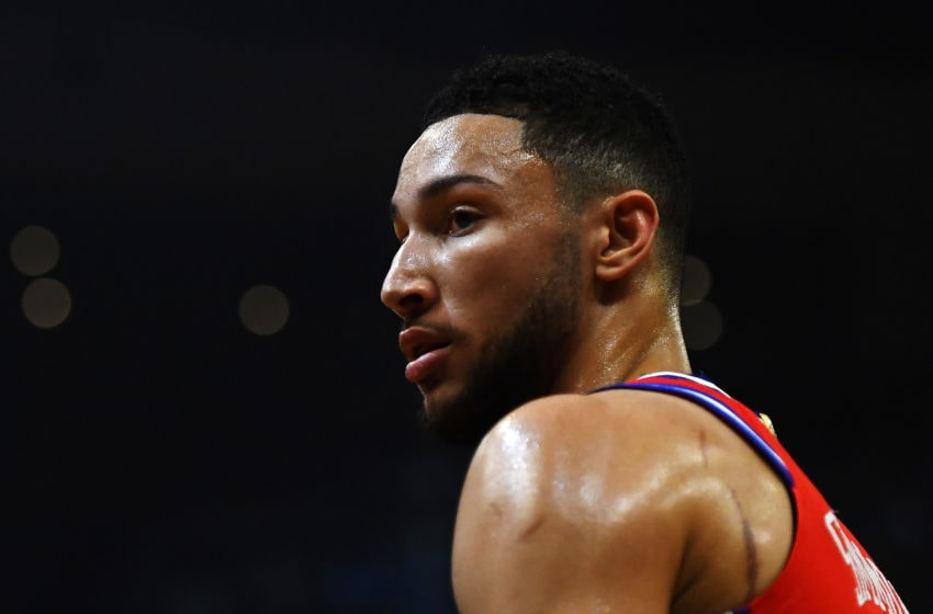 Philadelphia 76ers, Ben Simmons (Photo by Stacy Revere/Getty Images)