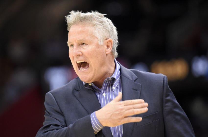 Brett Brown   Philadelphia 76ers (Photo by Jason Miller/Getty Images)
