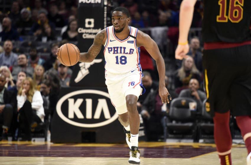 Philadelphia 76ers, Shake Milton (Photo by Jason Miller/Getty Images)