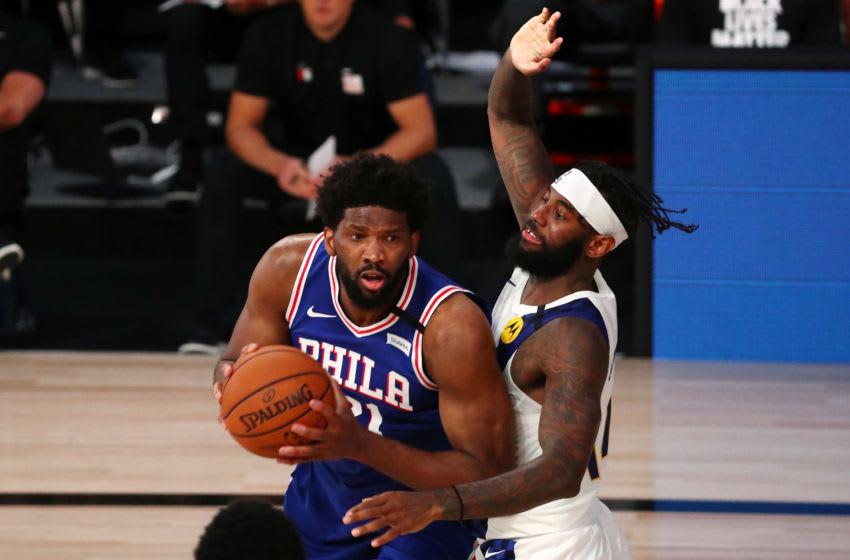Joel Embiid | Philadelphia 76ers (Photo by Kim Klement - Pool/Getty Images)