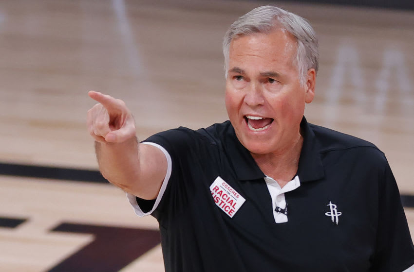 Mike D'Antoni (Photo by Kevin C. Cox/Getty Images)